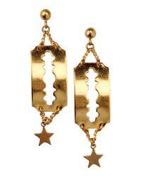 Malababa - Metallic Earrings - Lyst