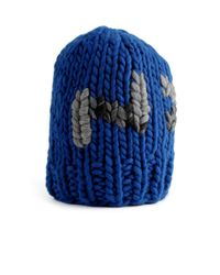 Wool And The Gang | Blue Ny Beanie | Lyst