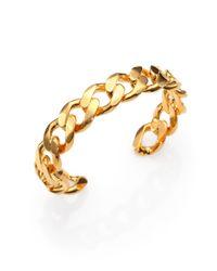 Ca&Lou | Metallic Charlotte Cuff Bracelet | Lyst