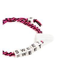 Venessa Arizaga - Pink 'sweet Tooth' Bracelet - Lyst