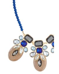 Coast | Blue Luisa Necklace | Lyst