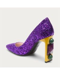 Bally Purple Plina