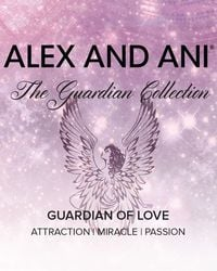 ALEX AND ANI - Metallic Guardian Of Love Expandable Wire Bracelet - Lyst