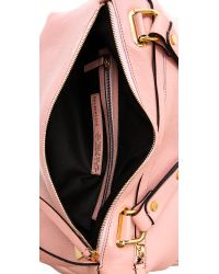 Golden Lane - Pink Medium Ice Cream Lavato Satchel Green - Lyst