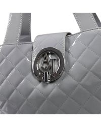 Armani Jeans   Gray Handbag   Lyst