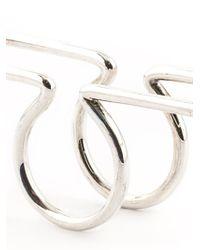Kelly Wearstler | Metallic 'larkspur' Ring | Lyst