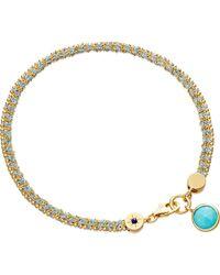 Astley Clarke | Metallic Starman Turquoise Bracelet | Lyst