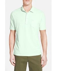 Tommy Bahama | Green 'bahama Cove' Island Modern Fit Pima Cotton Polo for Men | Lyst