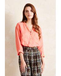 Harris Wilson | Pink Valentine Linen Shirt | Lyst