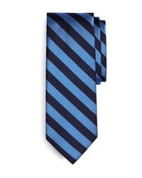 Brooks Brothers | Blue Bb#4 Repp Tie for Men | Lyst