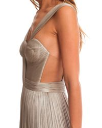 Maria Lucia Hohan - Metallic Gitta Dress - Lyst