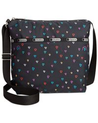 LeSportsac | Blue Small Cleo Crossbody | Lyst