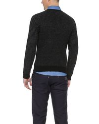 Bedwin And The Heartbreakers Black Wright Sweater for men