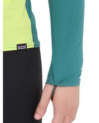 Patagonia Green Capilene Lightweight Running T-shirt