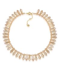 Carolee | Metallic Island Daiquiri Frontal Necklace | Lyst