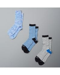 Abercrombie & Fitch | Blue A&f Crew Socks for Men | Lyst
