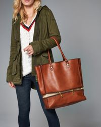 Abercrombie & Fitch - Multicolor Twill Parka - Lyst
