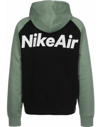 Nike Sweatjacke in Black für Herren