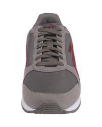 PUMA Sneaker 'ST Runner' in Gray für Herren