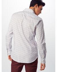 Joop! Hemd 'Pajos' in White für Herren