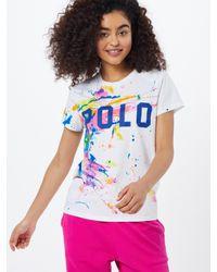 Polo Ralph Lauren White Shirt