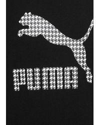PUMA T-Shirt in Black für Herren