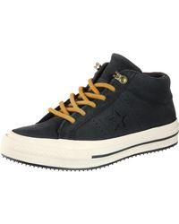 Converse Black Sneaker ́ One Star ́