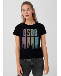 Q/S designed by Black T-Shirt