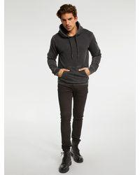 Tigha Sweatshirt in Black für Herren