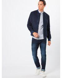 Tom Tailor Hemd 'NOS' in Blue für Herren