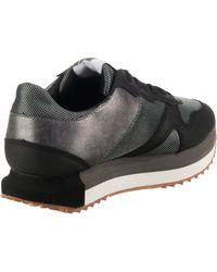 Pepe Jeans Black Sneaker 'Zion'