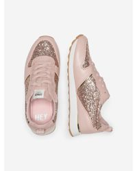 ONLY Pink Sneaker