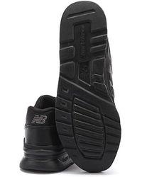 New Balance Sneaker ' CM997 ' in Black für Herren