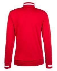 Adidas Originals Red Trainingsjacke