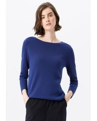 Peter Hahn Blue Pullover