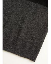 Mango Pullover 'Curls' in Black für Herren