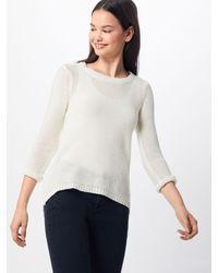Mavi White Pullover
