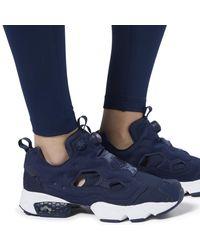 Reebok Blue Leggings