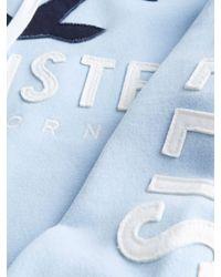 Hollister Sweatshirt in Blue für Herren
