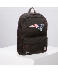KTZ Rucksack 'NFL Stadium New England Patriots' in Black für Herren