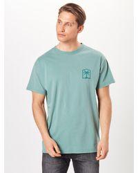 New Look Shirt 'RPMJJ 23.11.18 TBC EMB WASHED TEE' in Blue für Herren