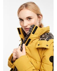 S.oliver Yellow Jacket 'Puffer'