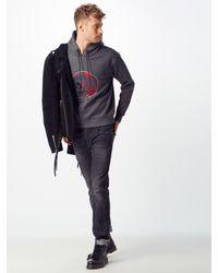 The Kooples Sweatshirt 'SWEAT' in Multicolor für Herren