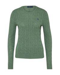 Polo Ralph Lauren Green Pullover