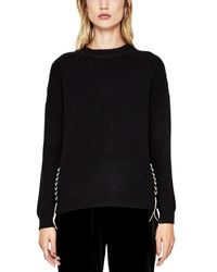 Q/S designed by Black Pullover
