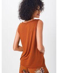ONLY Orange Top 'SABRINA'