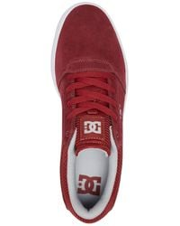 DC Shoes Red Crisis Sneaker