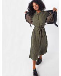 Object Green Kleid 'SABELLA'