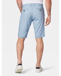 Tom Tailor Shorts in Blue für Herren