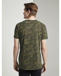 Tom Tailor Denim T-Shirt in Green für Herren